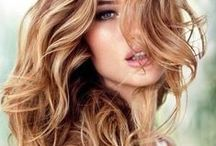 Ombre & Highlights #sghairdesign / An assortment of colours for Ombre & Highlighted hair.