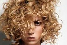 Curly, S'Wavy & Corkscrew Hair #sghairdesign / We love our curly hair textures and specialize in Deva Cuts.