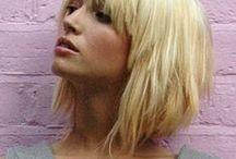 Texture #sghairdesign / Hair with movement