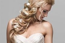 It's Your Wedding Day #sghairdesign / Gorgeous styles for that important day. Bride, Bridesmaid & Flowergirl ideas