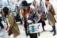 Street Style - Milan Fashion Week / Fall 2015 Pre-Fall Milan Fashion Week Street Style from Vogue