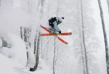 Travel (winter) / Places I want to ski and see