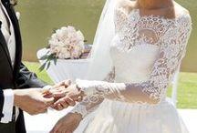 Dresses / dress, wedding