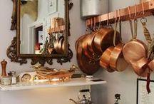 practical kitchens / kitchens  / by Filisia