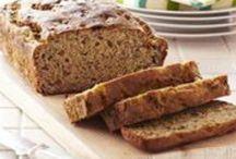 Recipes - Banana bread