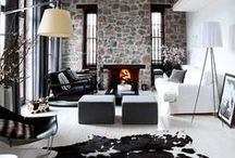 Interior Design Styles - ALL / How to style your home in the following styles: Scandinavian, mid century, classic French, Modern French, Chalet, Coastal, Boutique Hotel