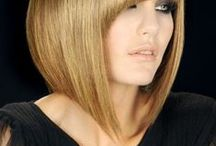 Cuts & Styles For Medium Length Hair #sghairdesign / Great ideas for at the shoulder or a little shorter hairstyles.