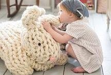 knit for kids / ispirazioni, idee e tanta soffice tenerezza lanosa pensata per i più piccini