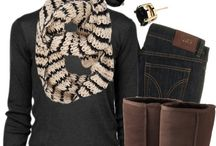 Fall/Winter Closet / by Michele Williamson-Dees