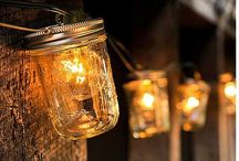 Mason Jars  / by Michele Williamson-Dees