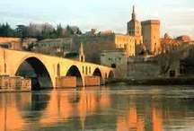 Avignon: A photo travel guide / The most up-to-date collection of sights, bars, nightclubs, museums and events for this cool French city. Follow us and help contribute your own pins.  The famous city to which the pope fled Rome in the 14th century, Avignon is home to cathedrals, is set on a beautiful river and is the gateway to provence region.