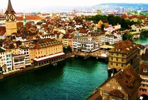 Zurich: A photo travel guide / The most up-to-date collection of sights, bars, nightclubs, museums, events and iconic pictures in the world. Follow us and help contribute your own fantastic pins and make this awesome.  Zürich is a beautiful city with vistas of snowy mountains in the distance and a charming old town, made up primarily of medieval churches, guildhalls, and town houses. With a great art and restaurant scene, Zurich makes for a hip, fun and relaxing getaway. / by ZapTravel