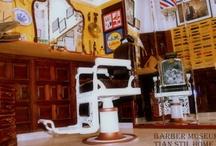 THE BARBER MUSEUM / EL RINCON DE LA ANTIGÜA BARBERIA #barberia #peluqueria #hair #barba #vinaros #estilo #moda #afeitado #style #hombre #man #cortes #cut #barbas #cabello #barbero #castello