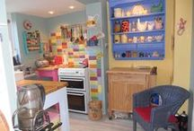 Interiors / Our house is full of colour but I always like to see others.....