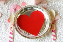 Girly Heart Theme Parties