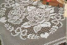 Filet crochet / by Zuzana Judakova