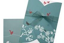 Einladungskarten / Hochwertige Einladungskarten zum Geburtstag, Verlobung, Hochzeit, Jubiläum von MyPaperSet