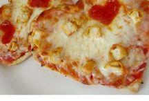 Sjov med pizza