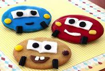 Sjove småkager