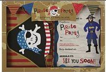 Piratenparty / Alles was man für eine perfekte #Piratenparty braucht...#Piratengeburtstag