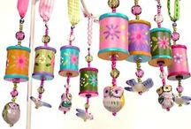 Wind chimes and other dangly things