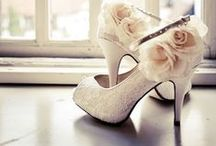 Wedding Shoes / let yourself inspire and find YOUR favorite wedding shoe!