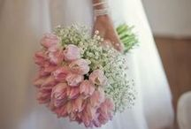 Bridal Bouquets / let yourself inspire and find YOUR favorite bridal bouquet!