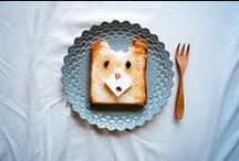 Comida divertida: SANDWICHES.