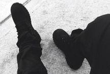 All Black & Fashion