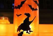 ♡ Feestdagen: Halloween... / Halloween dingetjes