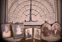 ♡ Oudheid; Genealogie... / Gaat over hoe je je stamboom kunt onderzoeken en hoe je 'm kunt verwerken.