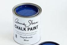 ♡ Chalk paint...