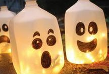 Halloween Decor / Wow your friends and neighbors with these Halloween decor ideas.
