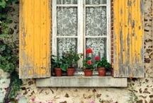 Doors and Windows / by Lani Lopez