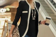Styling - work / Work clothes, office clothes, women, fashion