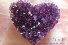 ♡ Kristallen en edelstenen... / Over stenen en kristallen