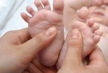 ♡ Reflexologie - handmassage - pressuur - mudra's...
