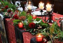 Weihnachtsfeier Dekoration und Design / Lassen sie sich von unseren Weihnachtsfeier Dekoration und Designs inspirieren!
