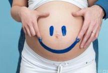Belly Art: il tuo pancione bello colorato! / Trasforma la tua pancia in un bel quadro! :-)