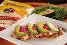 Recipes with Flour Tortillas
