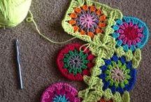 ♡ Creatief; handwerken en naaien... / Haken, breien, naaien...