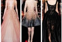 Gowns / From Elie Saab dresses to Dior Haute Couture
