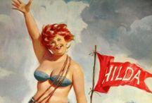 ♡ Hilda... / Tekeningen waar ik zo vrolijk van word