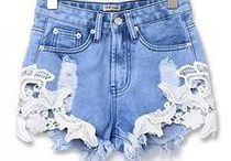 Denim Jeans / Vintage Denim Jeans