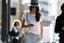Kendall <3 / I don't know when Kendall Jenner has become my fashion icon.  I am pretty sure, that's not only my opinion. Love Kendall's unique style.