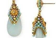Earrings by Miguel Ases