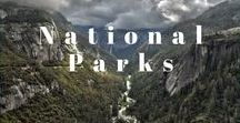 National Parks / There are some amazing National Parks in the U.S. and Canada, how many have you seen? Use this board to expand your list - from the well-known parks like Arches and Yosemite, to the lesser known options. There are so many to see! And don't forget Canada - they have some gorgeous ones, too.