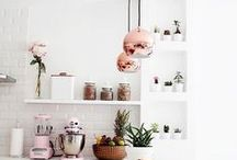 Interior inspirations / Home sweet home