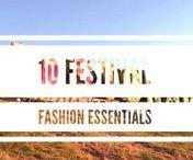 Festival Inspo / Festival fashion and makeup ideas/ inspiration