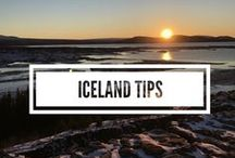 Iceland Tips / Travel tips on where to go and what to do in Iceland